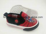 Chaussures de chaussures de sport de chaussures de toile d'injection de dessin animé de gosses