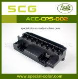 Tapa del cabezal de la impresora Mimaki disolvente compatible Dx5