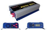 1kw/2kw/3kw/4kw/5kw/6kw/8kw/10kwオン/オフ格子タイの純粋な正弦波力インバーター(試供品)