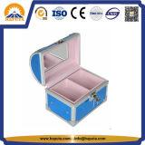 ミラー(HB-2045)が付いている美しいアルミニウム化粧箱