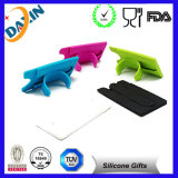 3m Sticker Silicone Phone Stand mit Bank Card Pocket