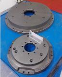 、投げる部分砂型で作って、鉄の鋳造は、ケースの部品を岩山騙す