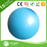 Bola resistente antirresbaladiza de la yoga con la venta al por mayor de la bola de la yoga del ejercicio de la bomba de aire