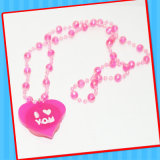Caramelo de destello del juguete del collar de la joyería para las muchachas