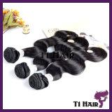 Tecelagem brasileira do cabelo humano do Virgin da classe 7A