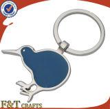 Trousseau de clés promotionnel de modèle mignon de coeur de cadeaux de Valentine de souvenir (FTKC1748A)