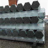 Труба покрытия цинка дюйма 200GSM Q235B 2 гальванизированная стальная