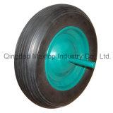 Roda da espuma do plutônio do carrinho de mão de roda da fábrica