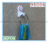 Anello fissato al muro del hardware della stanza da bagno per il tovagliolo ed i vestiti