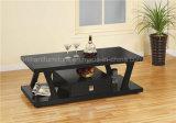 Tavolino da salotto di legno con una mobilia domestica del cassetto (DMEA024)