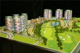 표시의 고품질 아BS 부동산 모형 또는 주거 건물 모형 또는 모든 종류
