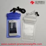 PVC promotionnel de Gift Waterproof Bag pour le téléphone mobile