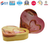 Decorate en forme de coeur Wedding Tin Boxes pour Packing Jy-Wd-2015120703
