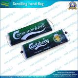 Оптовая продажа дует флаг знамени руки Scrolling PE (M-NF35P09002)