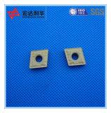 Inserções de giro do CNC do carboneto de PVD/CVD para a estaca do metal