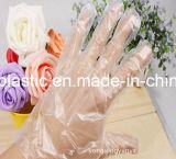 L Größe WegwerfHousehole HDPE Handschuhe