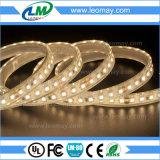 El LED amarillo/ambarino elimina 2835 con el 120LEDs/M 12V/24V