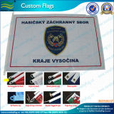 Anunciando bandeira da rua do poliéster do tamanho da qualidade a grande (J-NF01F03040)