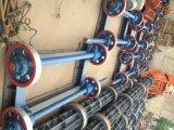 Fabbrica elettrica concreta filata rilevata in anticipo del Palo di tecnologia della Germania nel servizio africano