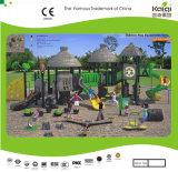 Детей высокого качества серии Kaiqi спортивная площадка среднего размера доисторических напольная (KQ35001A)