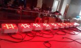 미국 12PCS RGBW 쿼드 LED 장난 좋아하는 요정 빛에서 최신 판매
