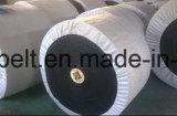 Banda transportadora resistente da alta temperatura/cinta de goma de la tela