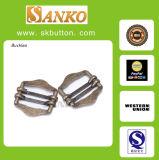 Grandes boucles de forme en métal D de fabrication pour les sacs