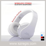 Nuevo auricular estéreo sin hilos del receptor de cabeza de Bluetooth Handfree para el teléfono móvil