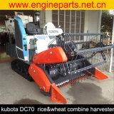 Mietitrebbiatrice di Kubota DC70 Rice&Wheat