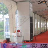 Grand dispositif de climatisation de refroidissement de tente de la capacité 30HP pour le refroidissement extérieur de tente d'expo