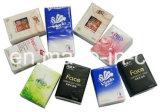 Mouchoirs en papier Sacs individuels Équipement d'emballage