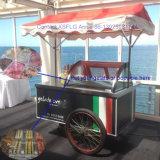 Helado Trolley / Ice Cream carrito Venta / Gelato Cesta