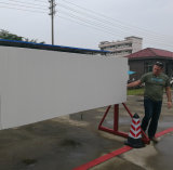 Декоративной подгонянная панелью алюминиевая панель плакирования фасада