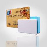 Lector de tarjetas móvil de Bluetooth Magstripe con el lector de tarjetas de viruta del IC EMV