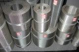 Riem van de Filter van het roestvrij staal de Ononderbroken