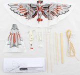 Modèle de jouet de vol d'Ornithopter actionné par caoutchouc