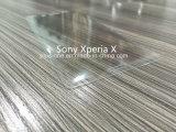 ソニーXperia Xのための3Dによって曲げられる緩和されたガラスの携帯電話のアクセサリ