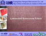2016 новым прокатанная способом ткань /Laminating /Lamination PP Spunbond Non сплетенная (номер A11G005)