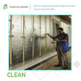 Fiberglas-thermische Isolierungs-Glaswolle-Baumaterial
