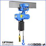 Type de Liftking 1t Kito élévateur à chaînes électrique avec le chariot électrique