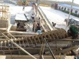Separador de ciclone de Desander do Hydrocyclone da pilha do processamento de minério da mina