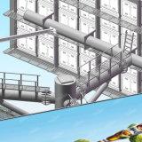 Афиша стальной структуры большого формата 3 Unipole бортовая