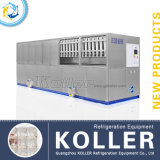 Großes Capacity (10tons/day) Cube Ice Machine mit Packing System (CV10000)
