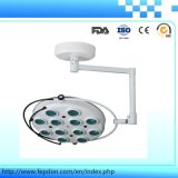 의학 천장 형광 Shadowless 운영 램프 (YD02-12)
