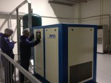75kw Energy - besparing Two Stage Screw Compressor