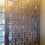 Diviseur de pièce moderne de panneaux de mur en métal de matériaux de construction de fournisseur de la Chine