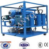 Máquina dobro da filtragem do óleo isolante do vácuo do estágio