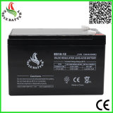 12V 10ah Leitungskabel-Säure-Batterie UPS-VRLA nachladbare