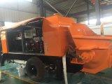Pompe concrète de pompage électrique de machine pour la construction