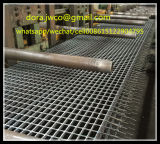 DIP caldo Galvanized Steel Grating per Warehouse